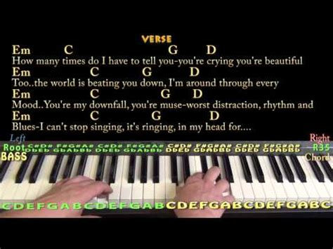 all of me piano lesson easy john legend youtube piano piano chords to all of me piano chords to piano