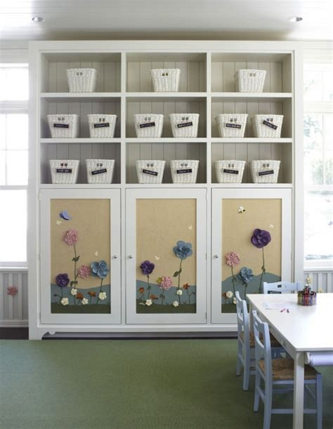 Playroom Cabinets Playroom Storage Traditional S Room Hickman