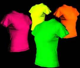 neon colored shirts for the of neon t shirts the adair