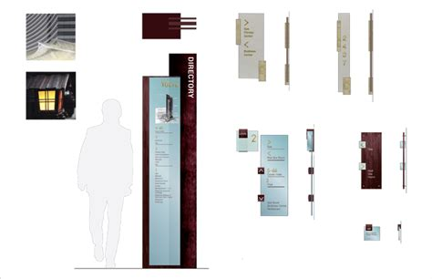 Hotel Interior Signage wayfinding signage hotel and office by pearson at
