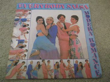 vinyl printing gainsborough modern romance everybody salsa vinyl at discogs