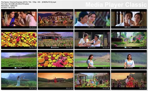 ganz herunterladen chennai express mp4 in hindi