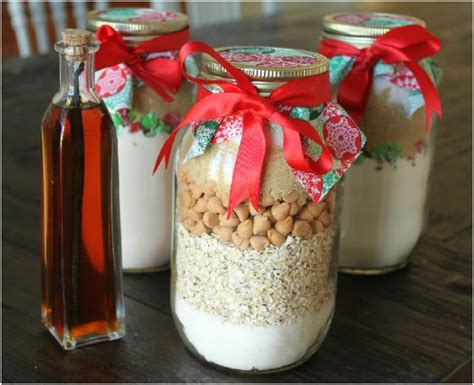 top 10 diy edible christmas gifts in a jar top inspired