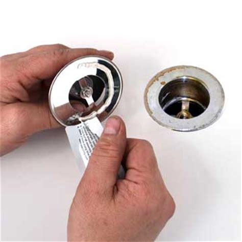 bathtub drain replacement tub drain repair is simple to do using watco drain kit
