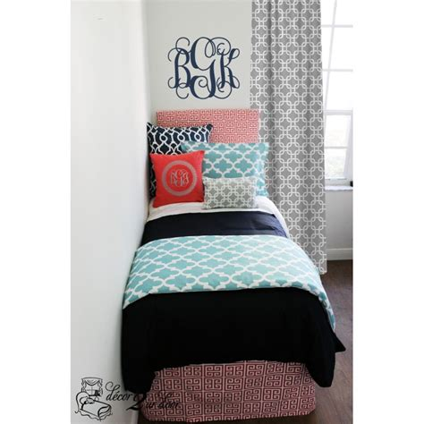 coral navy bedding navy coral aqua and grey bedding decor 2 ur door
