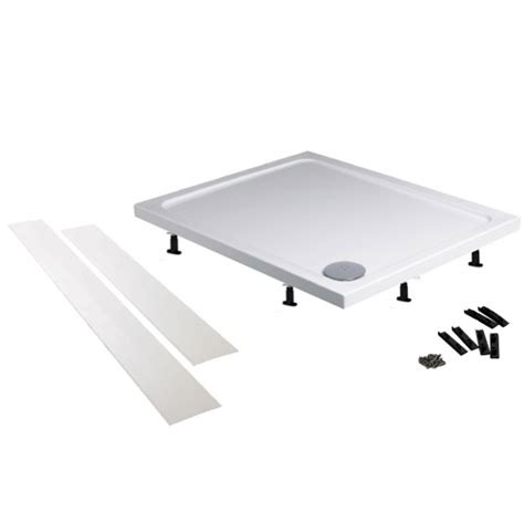 Easy Plumb Shower Tray Kit by Ultra Easy Plumb Leg Plinth Kit Lega
