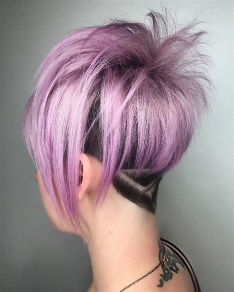 what hair types suit womens undercuts top 30 trending female undercut hairstyles for any face shape