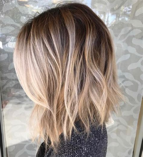 how to achieve the new haircut the lob best 25 root color ideas on pinterest haircut and color