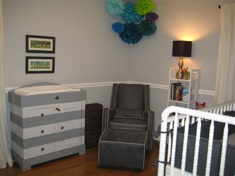 Easy Baby Boy Nursery Ideas Thenurseries Simple Nursery Decorating Ideas