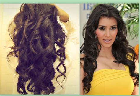 Curls Hairstyles For Hair by Hairstyles Curls Hair Tutorial How