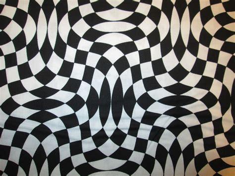 black pattern cotton fabric checkerboard nascar race flag black white pattern cotton