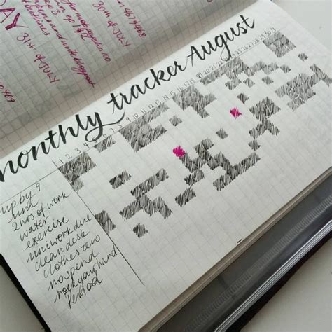 bullet journal tips best 25 bullet journal period tracker ideas on pinterest