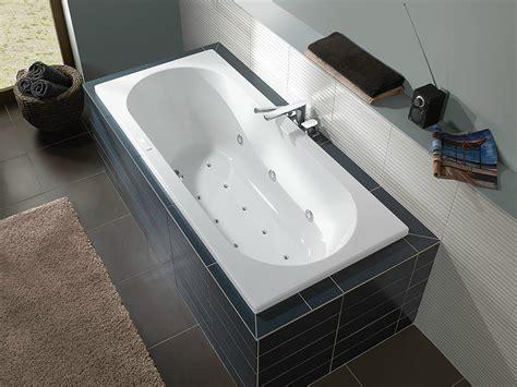 built in bathtubs o novo built in bathtub by villeroy boch