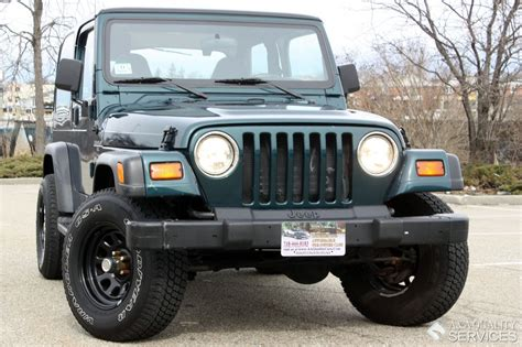 1998 Jeep Wrangler Top 1998 Jeep Wrangler Sport 4wd Top A A Quality