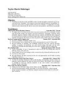 Entry Level Firefighter Resume Firefighter Resume Example Entry Level Entry Level