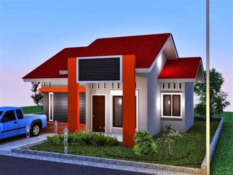 desain model atap rumah minimalis terindah