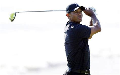 Starts Comeback Today by Tiger Woods Makes Sizzling Start To Comeback At Bahamas