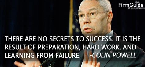be the best by t powell colin powell quotes quotesgram