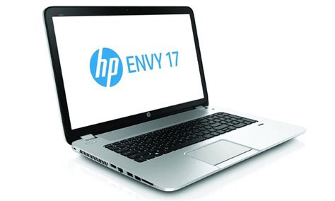 Laptop Intel I7 Processor hp envy 17 3 quot touchscreen laptop with intel i7