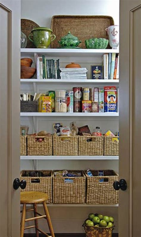 Pantry Organization Ideas Small Pantry by Small Walk In Pantry Ideas For Kitchen Memes