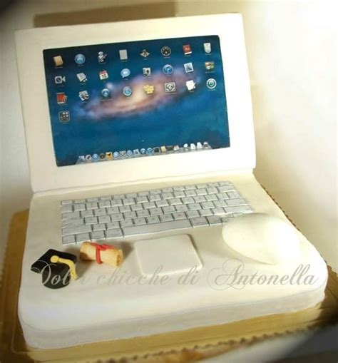 mac laptop cake www pixshark images galleries with a bite