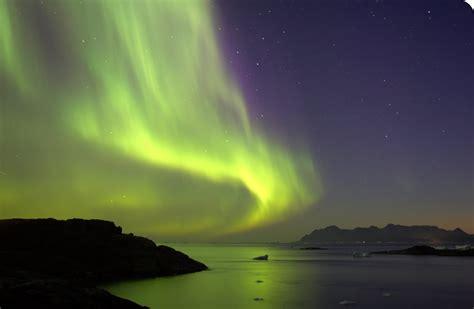 northern lights lights northern lights greenland yacht charter superyacht news