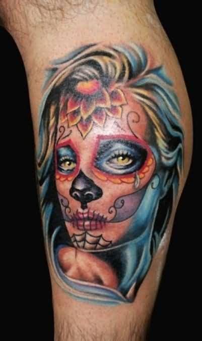 Dia De Los Muertos Tattoo Ideas And Dia De Los Muertos Dia De Los Muertos Tattoos Pictures