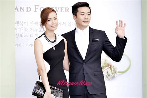 kwon sang woo son tae young and five k drama couples that are happily married celebs