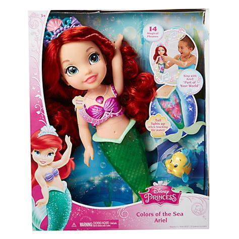 ariel bathtub toy buy disney princess colours of the sea ariel bath toy