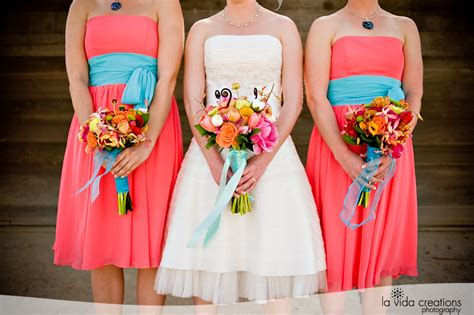 Turquoise And Coral Wedding – Turquoise Wedding Color ? Seven Perfect Combinations