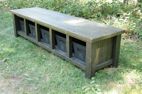 black entry bench reclaimed rustic black entry bench by echopeakdesign on etsy
