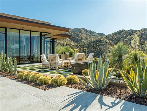 desert foothills landscape phoenix home garden