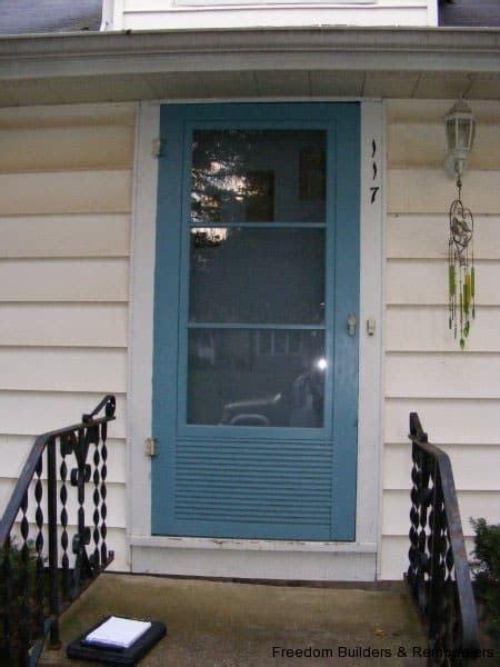 Custom Size Steel Exterior Doors Custom Steel Entry Door Freedom Builders Remodelers