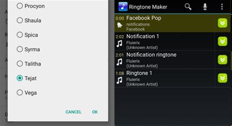notification sounds android how to change the default notification sound in android 5 steps
