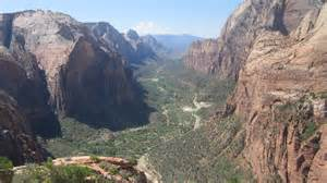 Angels landing zion national park my bucket list pinterest