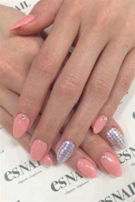 8 Pretty Manicure And Pedicure by Cutee Almond Nails Nail Almond Nails