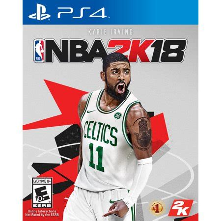 Ps4 2k18 by Nba 2k18 Ps4