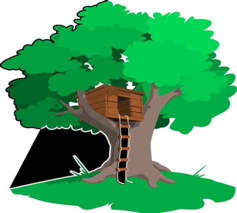 tree house clipart tree house clip art at clker com vector clip art online royalty free public domain