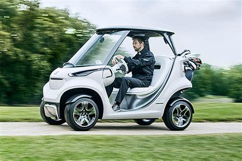 mercedes garia golf car 2016 vorstellung bilder
