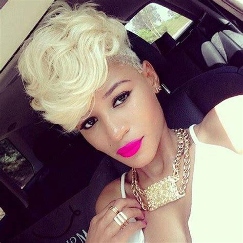 Platnim Blonde Hair After 50 | 50 short hairstyles for black women my hair platinum