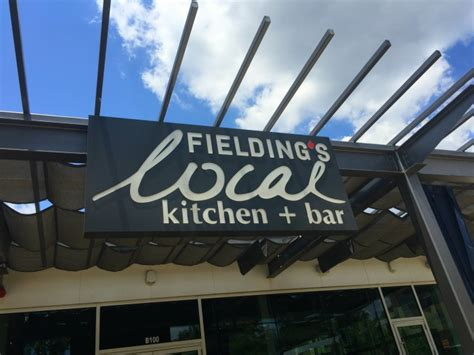 Fielding S Local Kitchen Bar by The Woodlands Tx A Weekend Getaway Finding Debra