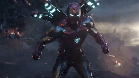 avengers endgame tony starks resurrection tony