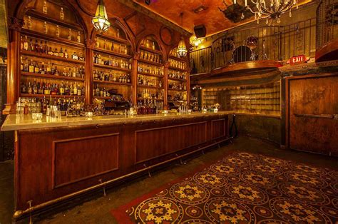 Top 10 Bars In America by 10 Best Speakeasy Bars In America Photos Architectural