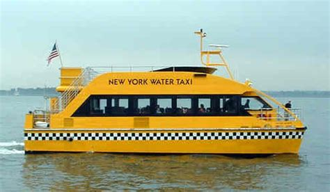 boat transport nyc manhattan s first commuter ferry water taxi shimmie