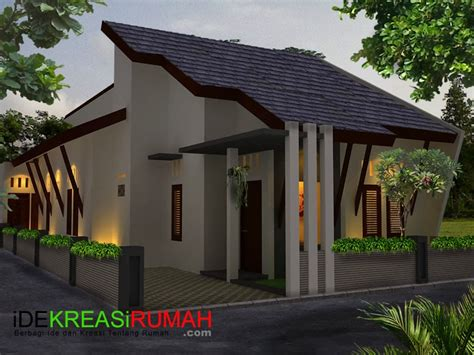 Desain Rumah 3d | desain fasad rumah 3d modern minimalis tropis ide kreasi