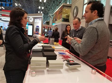 Expo Giveaways - monogrammed trade show giveaways at national retail federation expo
