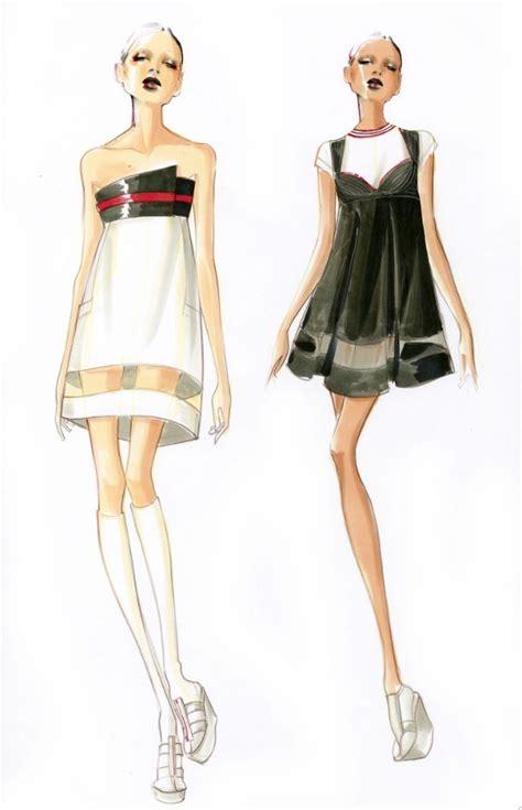 fashion illustration school design illustration by paul keng illustration