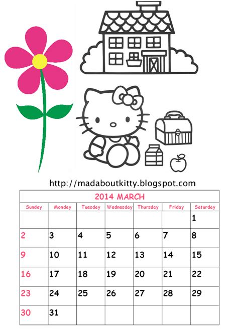 hello kitty planner 2015 printable search results for hello kitty calendar 2014 printable
