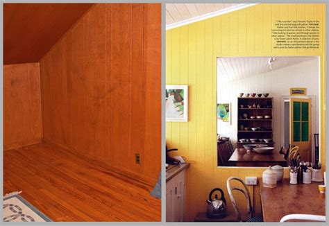 painting paneling before and after paint paneling before and after paint it naturally