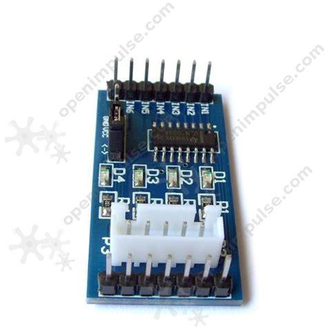 T Motor Stepper 5 Volt Uln2003 Driver Board Stepper dc 8 channel 5v relay module schematic elsavadorla